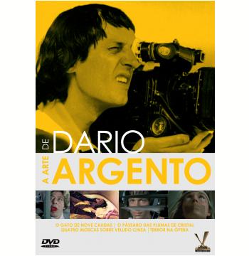 A Arte de Dario Argento (DVD)