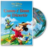 Como É Bom Se Divertir (DVD) - Hamilton Luske (Diretor), Jack Kinney, William Morgan