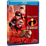 Os Incríveis (Blu-Ray) - Brad Bird (Diretor)
