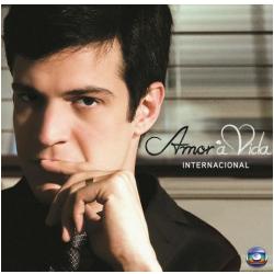 CD   Trilha Sonora Novela Amor à Vida – Internacional (2013)