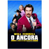O Âncora - A Lenda De Ron Burgundy (DVD) - Vários (veja lista completa)