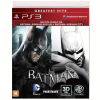 Batman - Arkham Asylum + Arkham City (PS3)