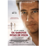 O Garotos Estao De Volta (DVD) - Scott Hicks (Diretor)