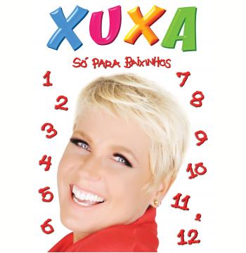 Xuxa Só Para Baixinhos 1 ao 12 (DVD)