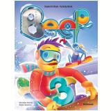 Beep 3, Vol. 3 (sb + Wb + Cd + Playing Cards + Stickers) - Brendan Dunne