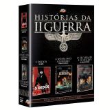 Box Histórias da II Guerra (DVD) - Vários (veja lista completa)
