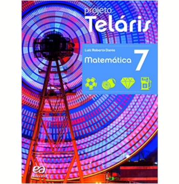 Projeto Telaris Matemática 7º Ano - Ensino Fundamental II