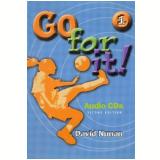 Go For It! 2e Book 1- Classroom Audio Cds 2 - David Nunan