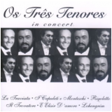 Os Três Tenores In Concert (CD) -