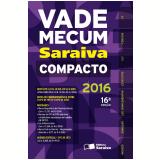 Vade Mecum Compacto Saraiva - 2016 - Editora Saraiva