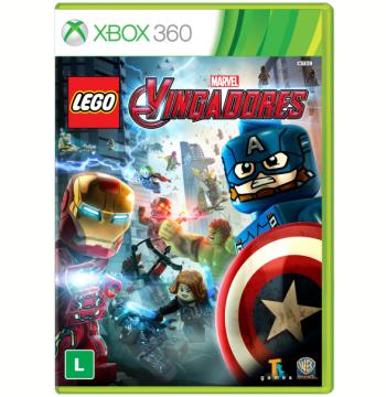 Lego Marvel Vingadores (X360)