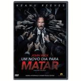 John Wick - Um Novo Dia Para Matar (DVD) - Keanu Reeves, Ian Mcshane