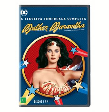 Box - Mulher-Maravilha - A Série Clássica (DVD)