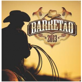 Barretão 2013 (CD) - Vários Artistas