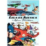 Liga da Justiça: A Nova Fronteira (DVD) - Desenho