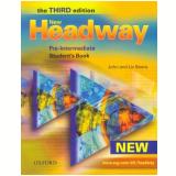 New Headway Pre-Intermediate Student Book - Third Edition - Liz Soars, John Soars
