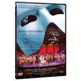 O Fantasma da Ópera No Royal Albert Hall (DVD) - Harold Prince (Diretor)