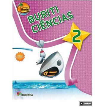 Buriti - Ciências (Vol.2)