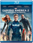 Capit�o Am�rica 2 (Blu-Ray)