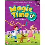 Magic Time 1 Student Book With Cd Pack - Second Edition - Kathleen Kampa And Charles Vilina