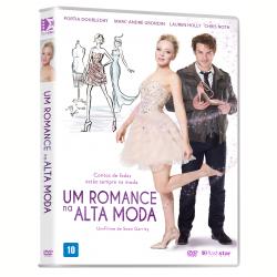 DVD - Um Romance Na Alta Moda - Vários ( veja lista completa ) - 7898625910254