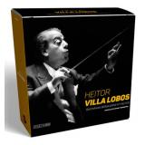 Box - Heitor Villa Lobos - Bachianas Brasileiras (CD) - Heitor Villa Lobos