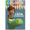 Disney Colorir Medio - O Bom Dinossauro