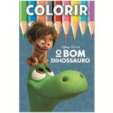 Disney Colorir Medio - O Bom Dinossauro - Jefferson Ferreira