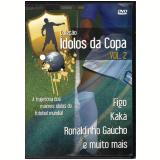 Coleção Ídolos da Copa (Volume 2) (DVD) -
