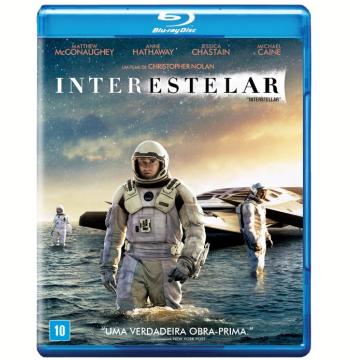 Interestelar (Blu-Ray)