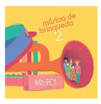 Pato Fu - Música de Brinquedo 2 (Digipack) (CD)