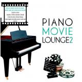 Piano Movie Lounge (Vol. 2) (CD) -