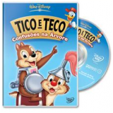 Tico e Teco - Confusões na Árvore (DVD)
