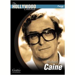 DVD - The Hollywood Collection - Michael Caine - Gene Feldman ( Diretor ) - 7898922985047