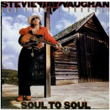 Stevie Ray Vaughan And Double Trouble - Soul To Soul (CD) - Stevie Ray Vaughan And Double Trouble