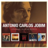Antonio Carlos Jobim - Original Album Series (Box 5 CDs) (CD)