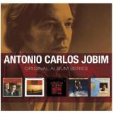 Antonio Carlos Jobim - Original Album Series (Box 5 CDs) (CD) - Antonio Carlos Jobim