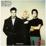 Kid Abelha - Greatest Hits 80's (CD) - Kid Abelha