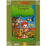 Turma Da Monica Em Lendas Brasileiras - Curupira - Mauricio de Sousa
