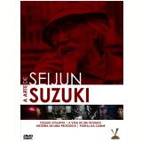 A Arte de Seijun Suzuki (DVD) - Seijun Suzuki