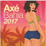 Axé Bahia 2017 (CD) - Vários