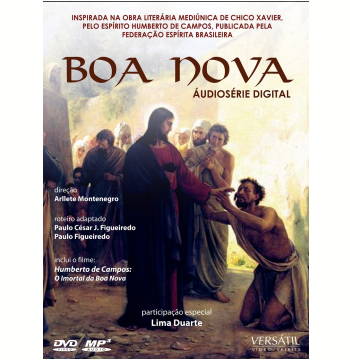 Boa Nova – Áudiosérie Digital (CD) + (DVD)