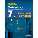 Matemática - Caderno de Atividades - 7º Ano - Enio Silveira, Cláudio Marques