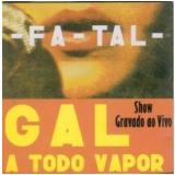 Gal Costa - Gal a Todo Vapor (CD) - Gal Costa