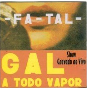 Gal Costa - Gal a Todo Vapor (CD)
