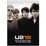 U2 18 Videos (DVD) - U2