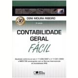 Contabilidade Geral Fácil - Osni Moura Ribeiro