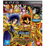 Cavaleiros do Zod�aco: Bravos Soldados (PS3) -