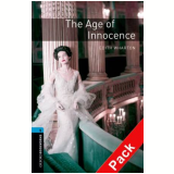 Age Of Innocence, The Cd Pack Level 5 - Third Edition -