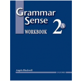 Grammar Sense 2A - Workbook -